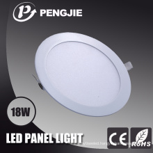 18W White LED Ceiling Light with CE (Round)
