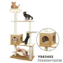 Wholesale Cat Trees, Design Cat Scratching Tree (YS83402)