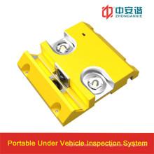 Bureau de police de transmission Ethernet 100 / 1000m sous système d'inspection de véhicule