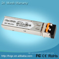 CE FCC RoHS Certificated Single Fiber 1000base FX Fiber Optic Switch 10G SFP 80km SFP Switch