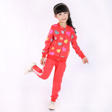 Wholesale Fashion Hotsale Girls Sport Suits for Spring Autumn