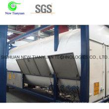 Réservoir à pression cryogénique à vide vertical type série Vn