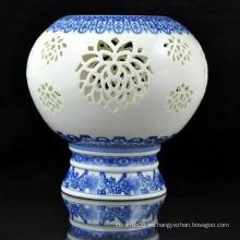 Tela de la lámpara de la porcelana, venta al por mayor de la cortina de la lámpara de cerámica