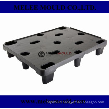OEM Custom Plastic Single Face Pallet Mould