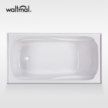 아크릴의 Windward Drop-in Bath Tub