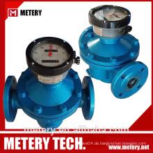 Ovaler mechanischer Durchflussmesser MT100OG