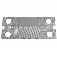 SONDEX APV ähnliche bezogene Platten und Dichtungen Ersatzteile Wärmetauscher