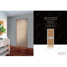 Porta contemporânea de madeira porta Costco porta