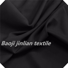 Cheap TC Dyed Black Shirt Fabric Material Wholeasle