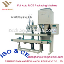 DCS Typ Reis Verpackung Maschine