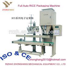 Tipo DCS máquina de empacotamento do arroz