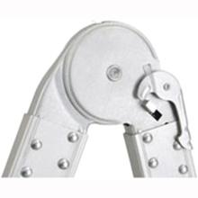 petit joint en aluminium utilisé sur les accessoires multi-usages pour échelles / échelles
