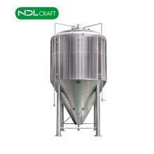 Fermenteur conique de cuve de fermentation de bière artisanale de 5000 l