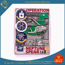 Souvenir Sportmünze mit Emaille Logo