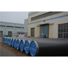 3lpe revestido de água potável saudável tubulação de aço
