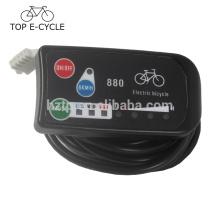 Kit de conversión de bicicletas E de E-bike verde con motor bafang