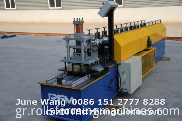 shutter door forming machine14