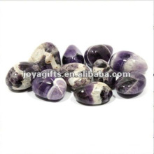 Natural Amethyst tumbled Cobblestone 15~35MM