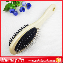 China for Pet Deshedding Brush Popular products rake plastic comb dog massage pet grooming tool export to Madagascar Supplier