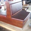 Hochwertiges hölzernes speisendes Sofa mit Fabrik-Preis
