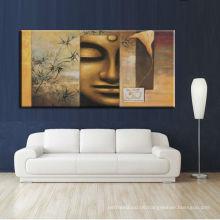 Buddha Ölgemälde Gedruckt auf Leinwand