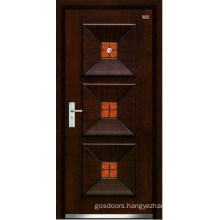 Steel Wooden Door (LT-309)