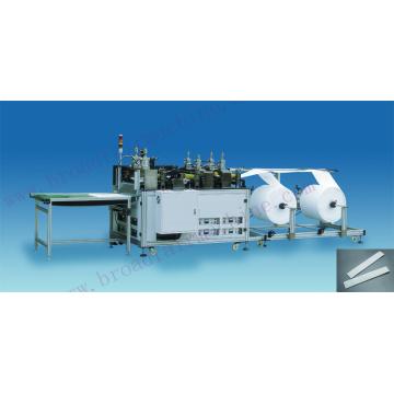 Máquina para fabricar bolsas de filtro