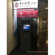 Cajero automático de autoservicio del Banco de China