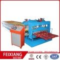 Mesin Roll Forming Glazed Aluminium Panel Roll