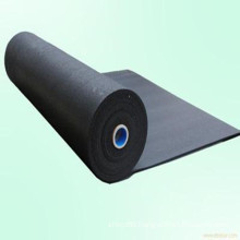 Common SBR Industrial Black Rubber Sheet