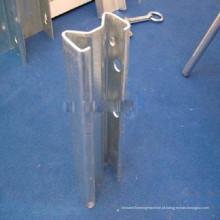 Perfiladeira purlin de Sigma aço galvanizado