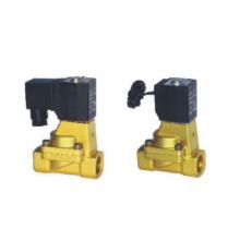 Válvula solenóide tipo 2/2 vias de ação indireta e normalmente aberta Válvulas solenóide tipo 2/2 de válvula de controle de fluidos série 2KW