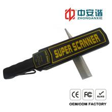 Détecteur de métaux portable rechargeable Détecteur de métaux d'inspection ferroviaire