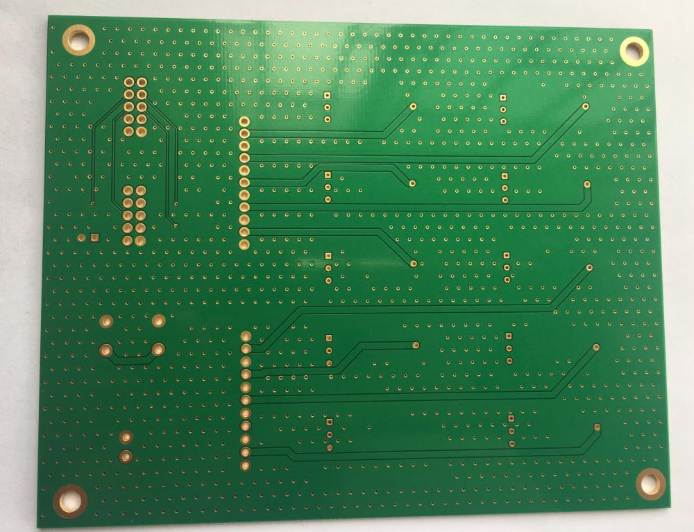 2 lager Oregon State University ENIG PCB