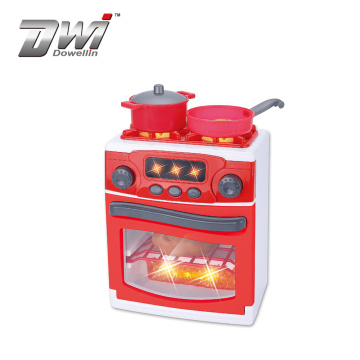 DWI Wholesale kitchen modern plastic microwave oven toy for children