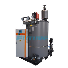 Professional Manufacturer of Vertical Oil/Gas/LPG Fired Steam Boiler