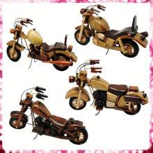 Holzspielzeug Motorrad
