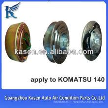 Embrayage à air comprimé 24V pour KOMATSU 140