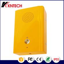 Teléfono de Emergencia VoIP Productos de Seguridad Electrónica Knzd-13 Kntech