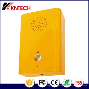Produits de sécurité électroniques VoIP d'urgence Knzd-13 Kntech