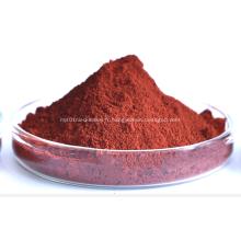Oxyde de fer rouge 101/110/120/130/140/180/190 Pigment