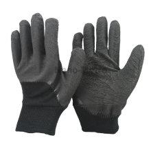 NMSAFETY зимние защитные резиновые строительные перчатки для защиты от солнца