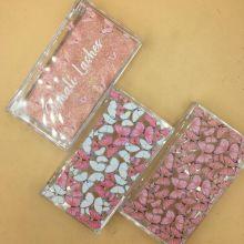 Caja de empaquetado personalizada de pestañas Cosmeitc