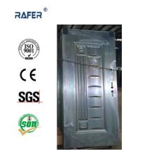Nuevo diseño y piel de acero de alta calidad de la puerta (RA-C054)