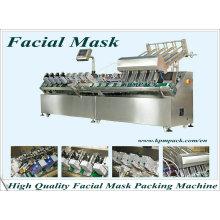 Hochwertige automatische Gesichtsmaske Verpackungsmaschinen