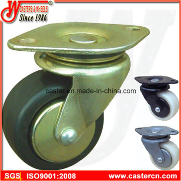 Ruedas de carga de aire de 3 pulgadas para transportadores de carga