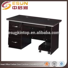 Moderne home Büromöbel Computer Tisch, kleine Größe Computer Tisch Abmessungen