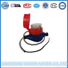 Modbus RS485 Medidor de agua de lectura remota para agua caliente