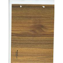 Wooden pattern PVC panels for home