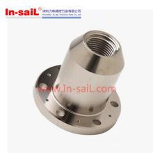 Pièces de rotation de tour de commande numérique par ordinateur d'acier inoxydable de précision d'usine de la Chine